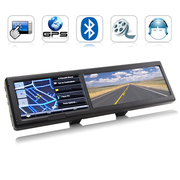 Автомобильное Bluetooth-зеркало заднего вида