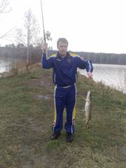 Рыбалка платная в с. Крымок Житомирской обл.