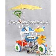 Велосипед трехколесный Geoby SR61S-D21