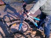 Продам горный б/у велосипед,  цена договорная