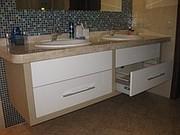 Мебель для ванных комнат на заказ в Житомире