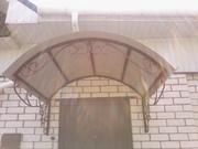 Кованные изделия,  ворота,  навесы,  теплицы,  козырьки