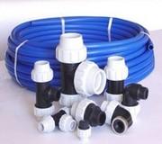Трубы ПВХ и фитинги для наружной канализации Житомир