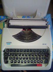 Механическая пишущая машинка (Германия)