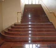 Лестницы и ступени из природного камня
