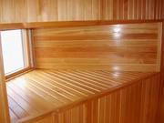 Пиломатериалы,  вагонка в Житомире,  продам деревянную вагонку оптом