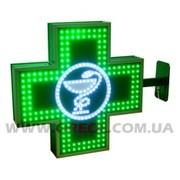 Светловой крест для аптеки