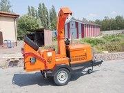 Дробильная машина Timberwolf 426S Shred  (измельчитель древесины)