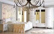 Спальня Олимпия от мебельной фабрики Интерстиль