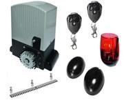 Автоматика,  аксессуары и комплектующие для откатных ворот
