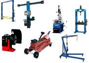 Автосервисное оборудование и инструмент