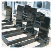 Памятники гранитные,  облицовочная гранитная плитка