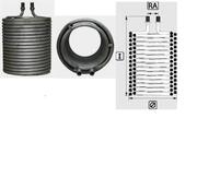 Змеевик для Karcher c нагревом воды