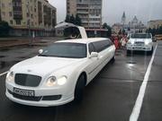 Лимузин Bentley continental в Коростене
