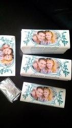 Весільні шоколадки