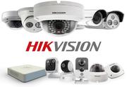 Профессиональный монтаж систем охранного видеонаблюдения (аналог,  ip)