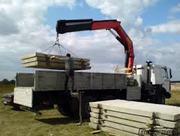 Перевозка бетонных изделий Житомир и область