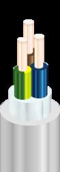 Продаем силовой кабель NYM 3х1, 5 - 12, 48 грн/м