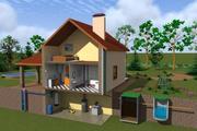 Проектирование зданий и сооружений,  инженерных сетей,  систем очистки