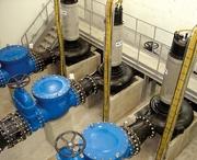 Расчеты и проект канализационной насосной станции,  Житомир