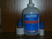LOCTITE Product 431 быстрополимеризующийся цианоакрилатный клей