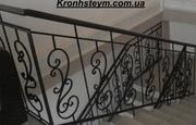 перила для внутренних и внешних лестниц  в Коростене