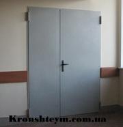Тамбурные и подъездные металлические двери(коллективные) в Коростень