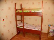 Продам кровать детскую двухъярусную!