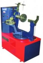 Станок для рихтовки литых дисков Сириус Град R  гидронасос