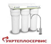 Тройная система очистки воды Ecosoft,  Житомир