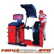 Балансировочный стенд для грузовых автомобилей Bright CB460B