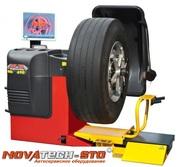 Балансировка для грузовых автомобилей,  монитор 17 TFT WB 690