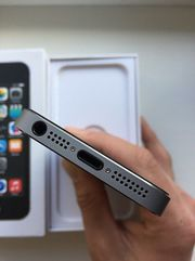 Iphone 5s 16gb space gray neverlock