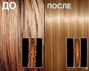Кератиновое восстановление волос Житомир.