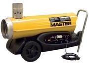 дизельная тепловая пушка (теплогенератор) master bv 77 e