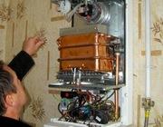 Ремонт,  настройка оборудования-котлов,  газовых колонок,  конфорок.