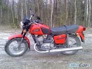 Запчастини на мотоцикл Иж-планета-юпитер