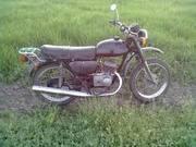 Запчасти на мотоцикл МТ-Днепр