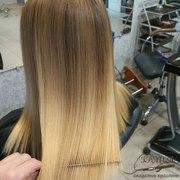 Обучаем парикмахерскому искусству
