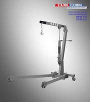 Кран гидравлический складной на 1000 кг Sky Rack SR4161