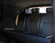 Раскладной диван трансформер в для микроавтобуса буса вито виваро
