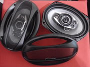Автомобильная акустика колонки  Pioneer TS-A6993S  6x9 овалы (460W) 2х полосные