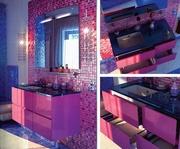 Мебель для ванной комнаты на заказ!!!