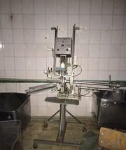 Клипсатор пневматический двухскрепочный КН-24П