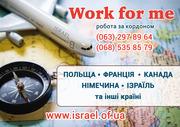 Работа в Польше,  Германия,  Чехия и страны ЕС