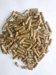 Древесные пеллеты 6-8 мм. из сосны