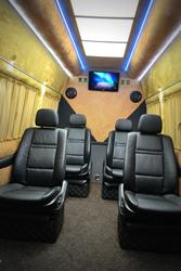 Сиденья диваны в микроавтобус бус,  поворотные сиденья сидушки в бус