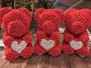 Купить, продам   мишку   из 3D роз (TEDDY BEAR) в Житомире