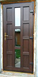 Металлопластиковые,  стеклянные перегородки и двери