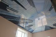 Фотопечать на натяжном потолке от компании Мастерок